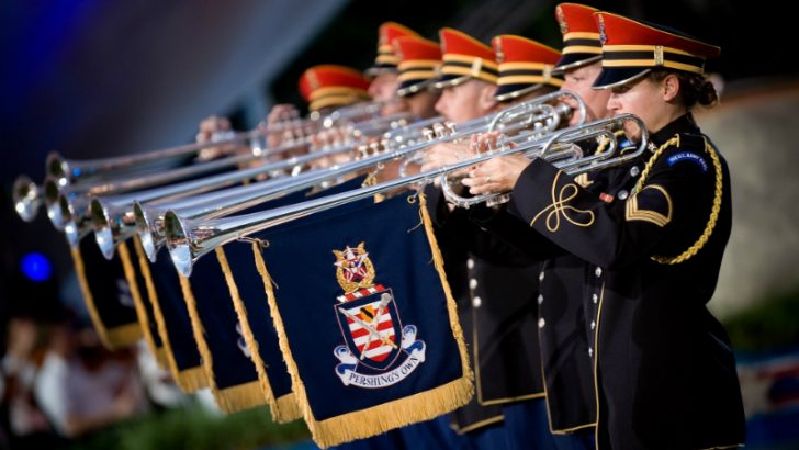 trumpeters army Image credit Pixabay/Skeeze