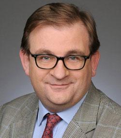Mark Bennett, President of MasterCard UK