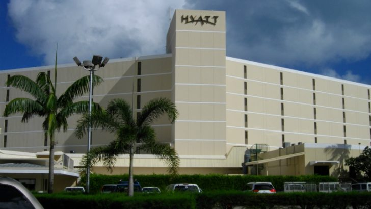 Hyatt Regency Saipan By English: Abasaa 日本語: あばさー (Own work) [Public domain], via Wikimedia Commons
