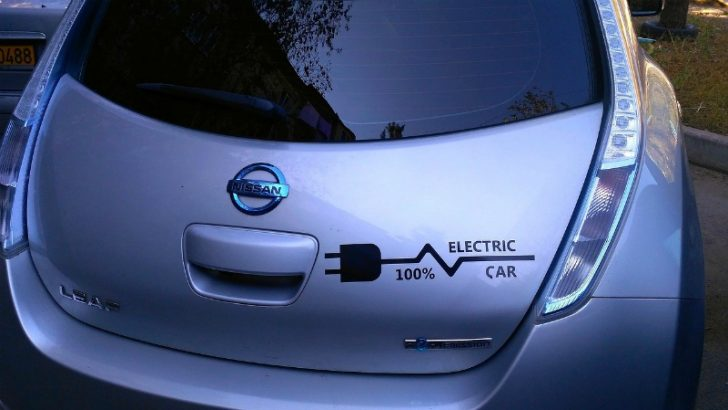 V2G – solving the transient energy storage problem?