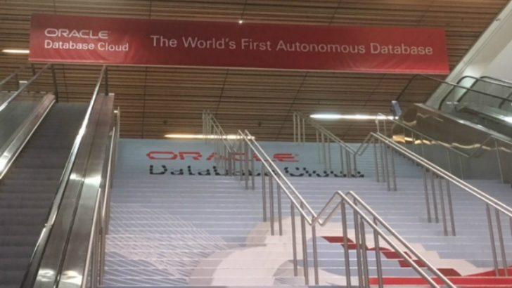Oracle OpenWorld (c) 2017 S Brooks