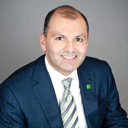 Rizwan Khalfan, TD Bank (https://www.linkedin.com/in/rizwan-khalfan-7047226/)