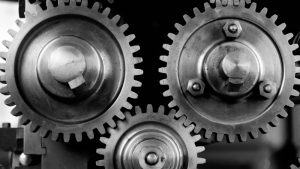 Automation Workflows Pulseway Cogs connectors gears Image credit pixabay/pexels