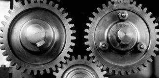 Cogs connectors gears Image credit pixabay/pexels