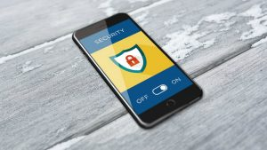 Cybersecurity mobile Image credit Pixabay/BiljaST