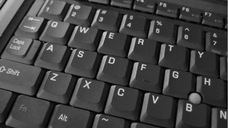 keyboard - Source Image: FreeImages.com/Scott Schopieray