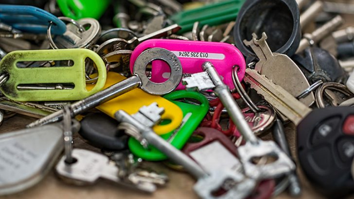 SSH Keys are poorly managed and protected