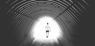 Light Tunnel -Imagecredit Pixabay/Pexels