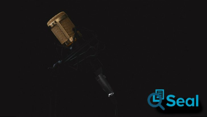 Microphone Image Credit Pixabay Lincerta and Seal Software