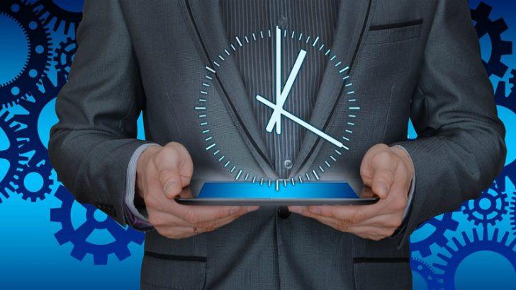 Time Image credit Pixabay/Geralt
