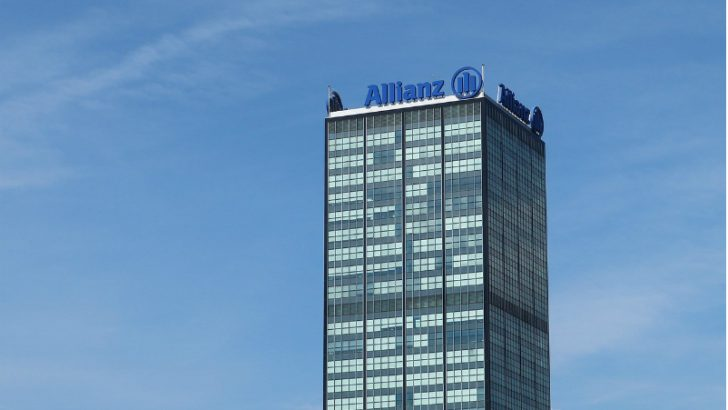 Allianz captive insurance blockchain prototype