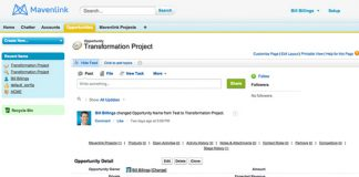 Mavenlink Screenshot (c) Mavenlink