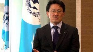 Noboru Nakatani, Executive Director of IGCI