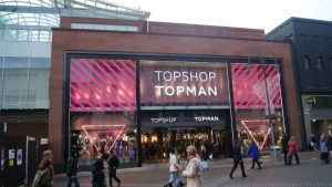 Topshop and Topman : (c) 2012 Image credit By Mtaylor848 (Own work) [CC BY-SA 3.0 (https://creativecommons.org/licenses/by-sa/3.0)], via Wikimedia Commons
