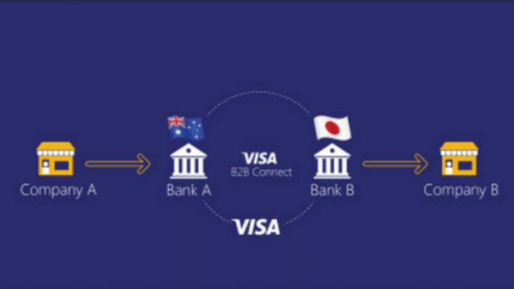 Visa follows, or leads, AmEx and Mastercard
