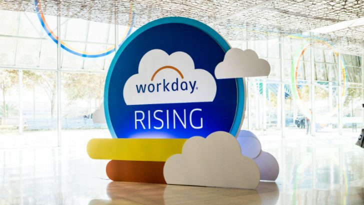 Workday Rising 2017 (Image credit Workday)