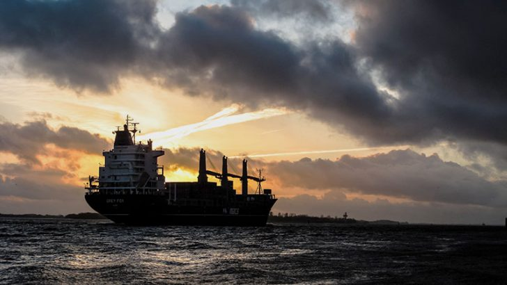 Cybersecurity risks weigh on shipping industry