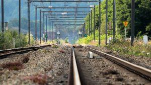 Railway Rails Image credit Pixabay/Pixels2013