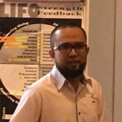 Abdul Aziz Jameran, Head of the Group Human Capital Division of Ranhill Holdings Berhad, (Image credit Linkedin)