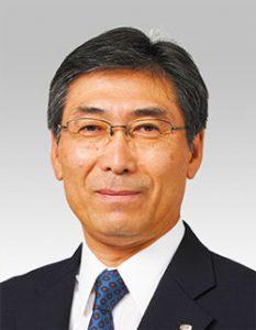 Shingo Kagawa, SEVP and CTO, Fujitsu Limited