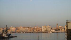 Suez Canal, Image credt Linkedin/Popofloop
