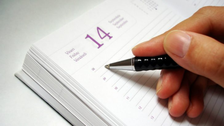 scheduling - image source: Freeimages.com / Alesia17