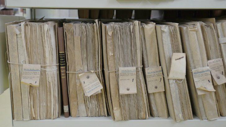 Storage, paper files Image credit : pixabay/free-Photos