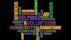 Volunteer Image credit pixcabay/maialisa