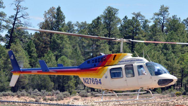 Ramco flies high over Grand Canyon success