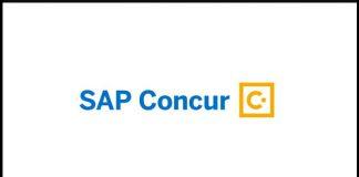 SAP Concur logo (c) SAP