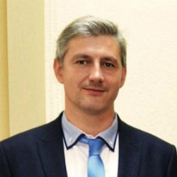 "Vadim Goryushko, Deputy Director of IT – SE ""NPC ""Ukrenergo"""