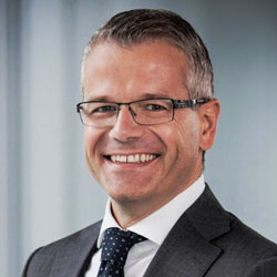 Vincent Clerc, chief commercial officer at Maersk