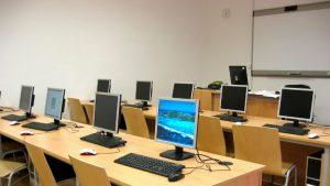 Classroom, e-learning Image credit PIxabay.com/delphoma