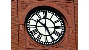 Clock Time Chicago Image credit Pixabay/pUblicdomainpictures