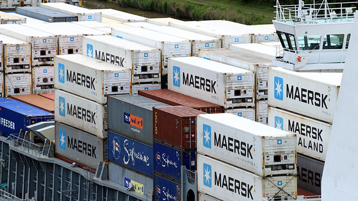 Maersk and IBM form global joint venture
