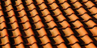 Roof Tiles 2, pattern Image credit pixabay/kapa65