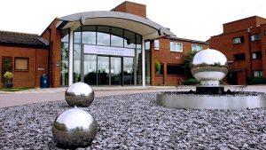 Cranfield Management Development Centre
