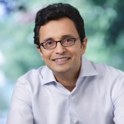 Hitesh Sheth, president and CEO of Vectra