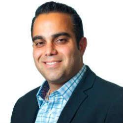 Joe Kyriakoza, VP and GM of Automotive for the Oracle Data Cloud (Image source Linkedin