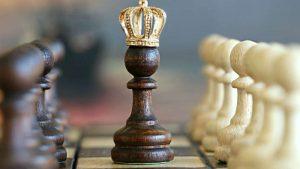 Chess Queen Image credit pixabay/klimkin
