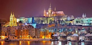 Prague, Czech Republic Image credit Pixabay/Julius_Silver