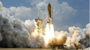 Rocket launch acceleration Image credit pixabay/wikiimages