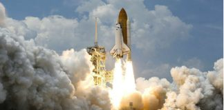 Rocket launch acceleration Image credit pixabay/wikiimages