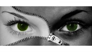 woman zip eyes Image credit Pixabay/pixel2013