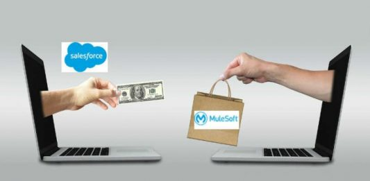 Acquisition Salesforce mulesoft = Imae credit Pixabay/Mediamodifier