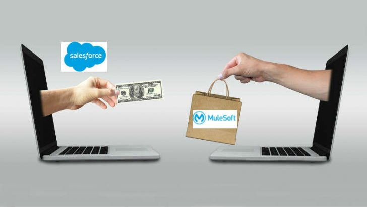 Salesforce pays $6 5 billion to acquire MuleSoft -