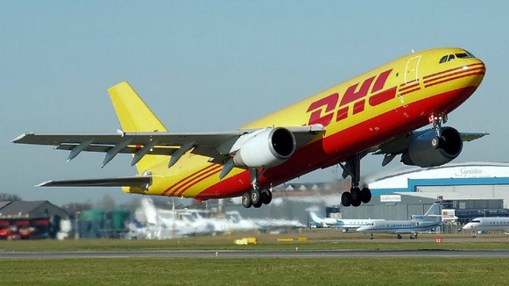 DHL and Accenture apply blockchains to logistics