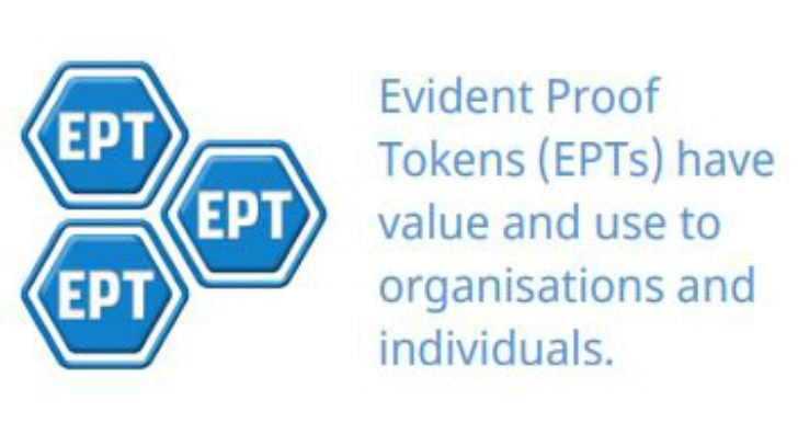 Evident Proof blockchain for compliance, provenance and data verification