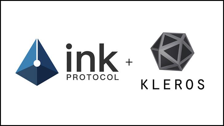 Ink and Kleros partner to resolve transaction disputes
