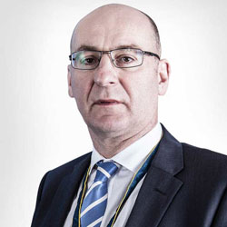 Steven Wilson, Head of Europol's European Cybercrime Centre